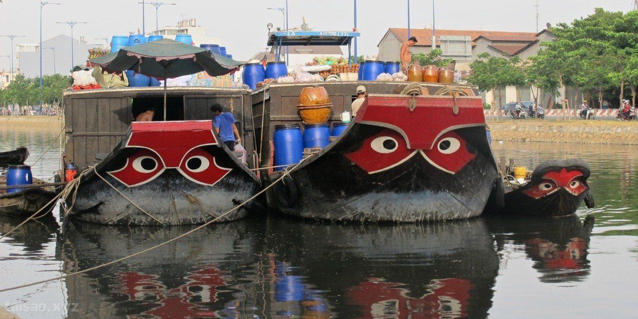 Tục vẽ mắt thuyền